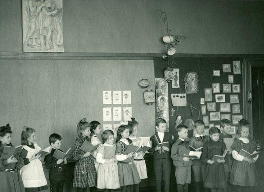 Stylish Classroom SSU Horace Mann3