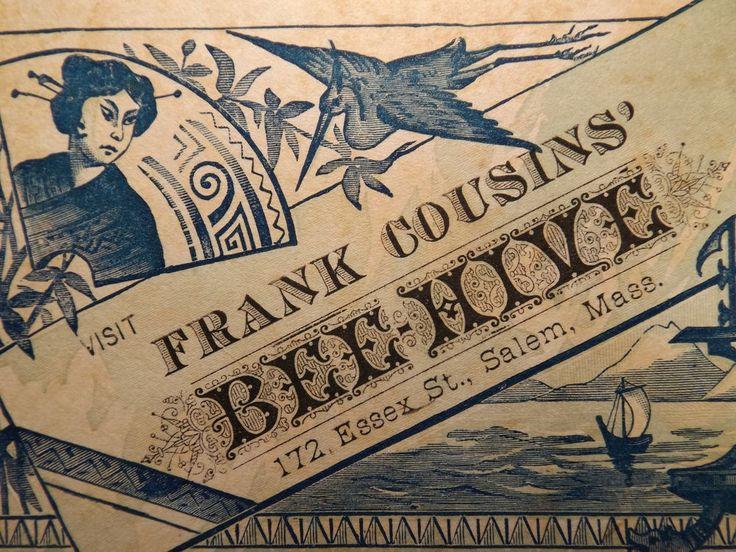 Trade Card beehive
