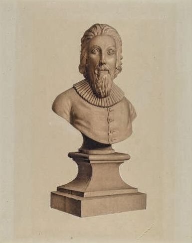 Bust Winthrop Index of American Design NGA