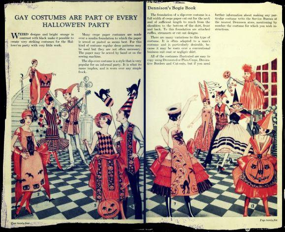 Costumes 1920