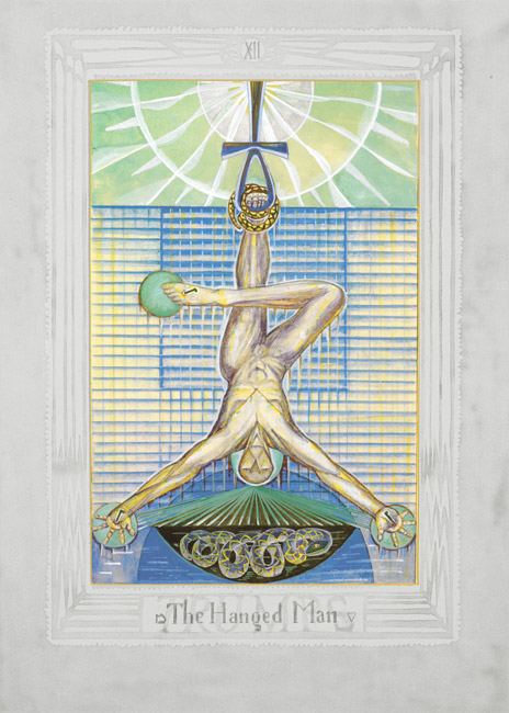Hanged Man Crowley-Harris