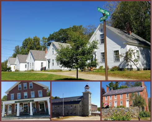 Harrisville collage