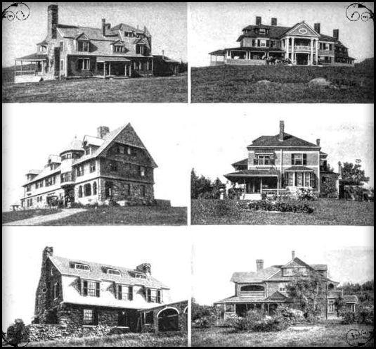 Monadnock cottages