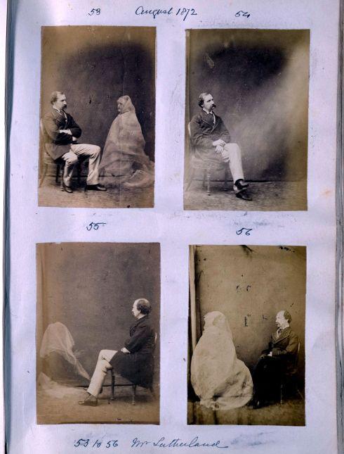 Spirit Photographs MET