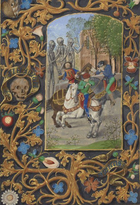 Spririts Medieval Getty