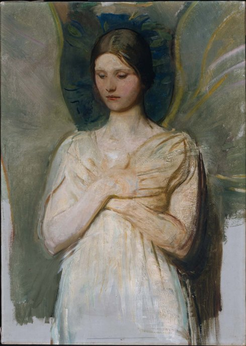 Thayer Angel 1903 MFA