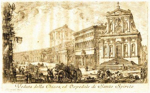 Foundling Hospital Rome