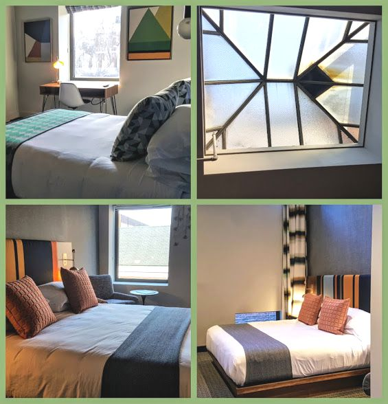 Hotel Salem Bedrooms