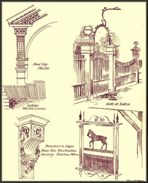Colonial Gates Wallis 1887