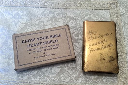 Heart-shield Bible