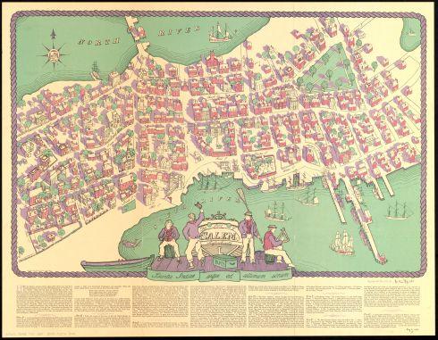 Pictorial Port of Salem