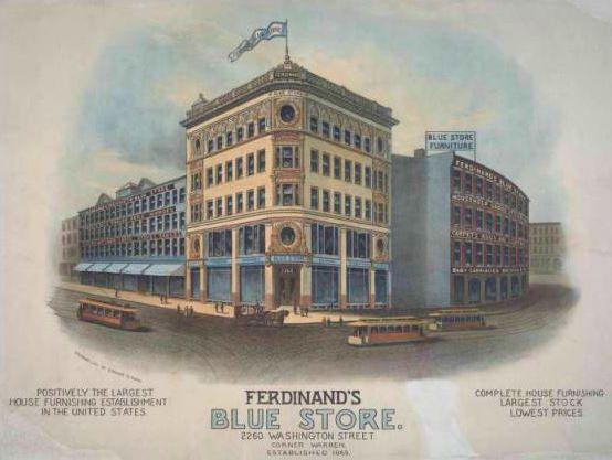 Home Furnishings BA 1869