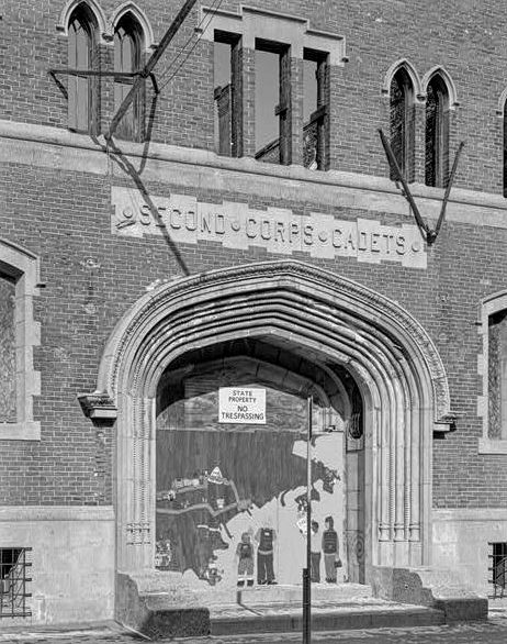 Armory Arch