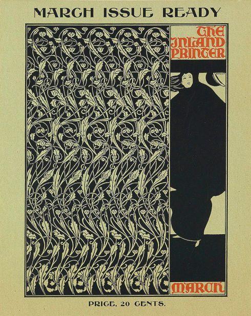 March Inland Printer 1896