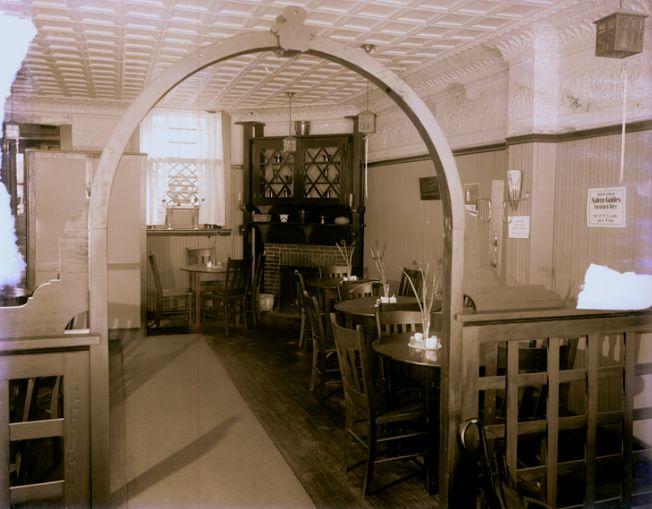 Mary Fernery Tea Room 1913 Essex Street