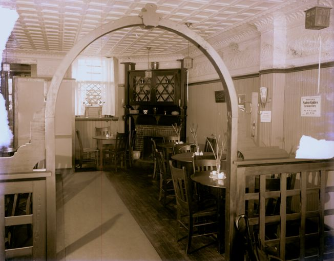 Mary Fernery Tea Room 1913 Essex Street