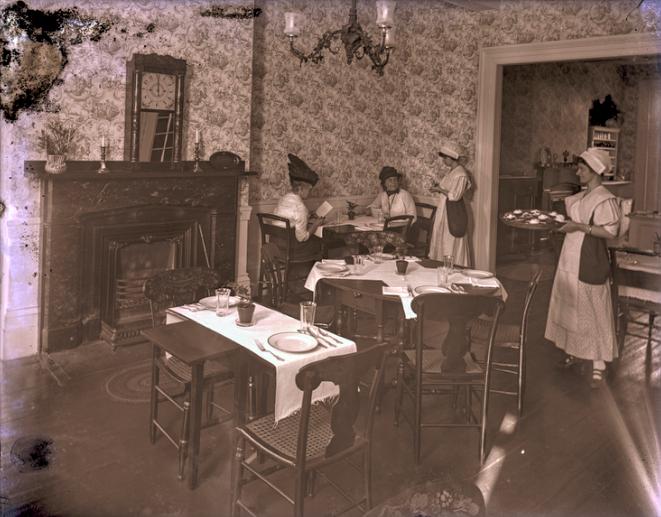 Mary Martha Ann Tea House