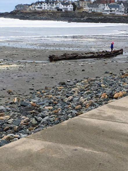 Shipwreck long beach