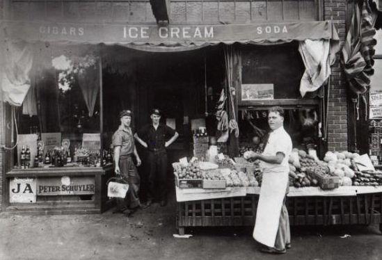 Local History Andover Market
