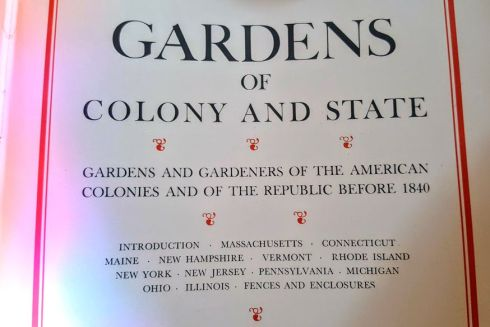 Gardens page