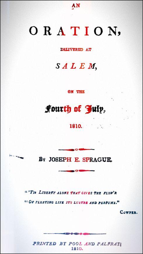 July 4 1810