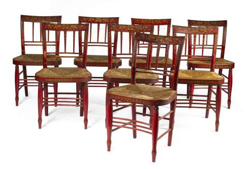 Auction Chairs