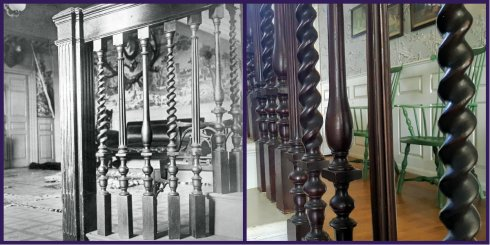 baluster collage