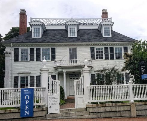 Georgian Langdon House