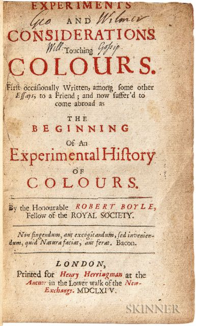 COnsiderations of Color