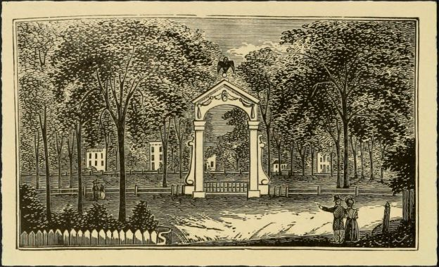 Salem Common 1836 Barber