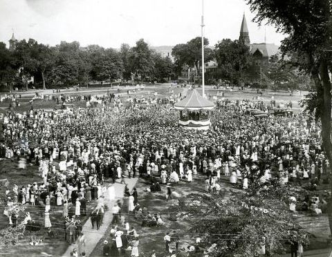 Salem Common SSU 1925