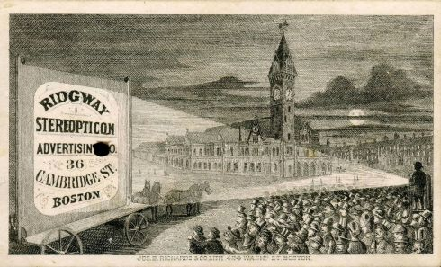 Carnival Ridgway_Stereopticon_Advertising_Co_36_Cambridge_St_Boston Boston Athenaeum