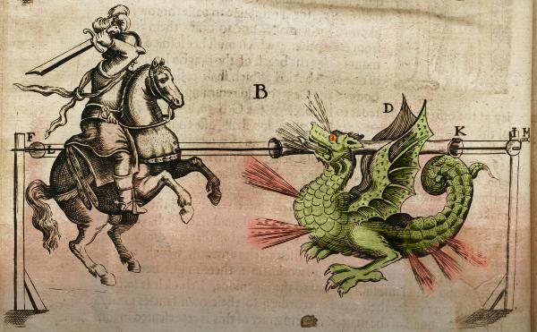 Dragons Pyrotechnia 1635