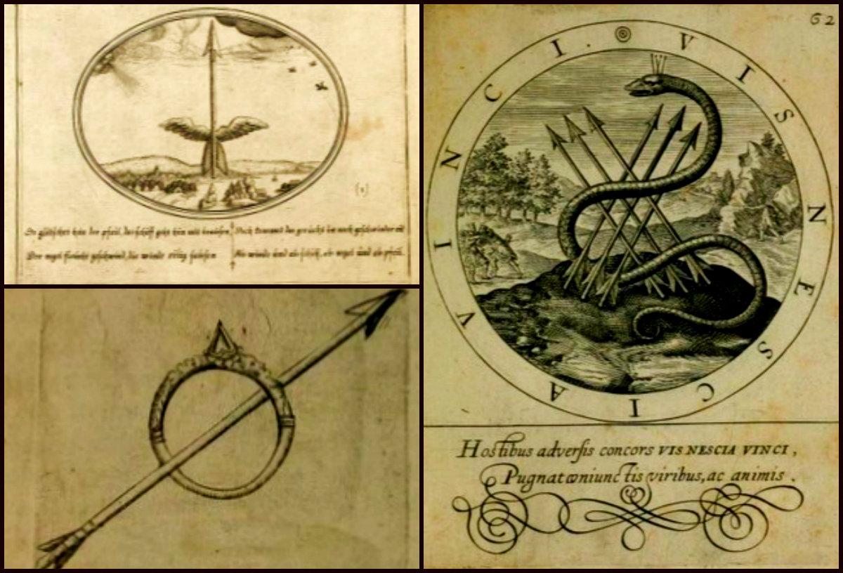 arrow 2 collage