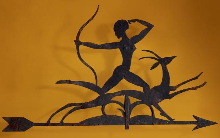 artful arrows diana the huntress sothebys