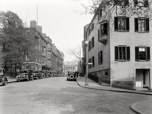 beacon hill leon abdalian 1920s bpl