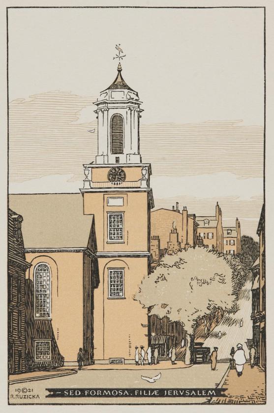ruzicka charles street church