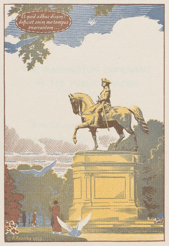 ruzicka washington monument