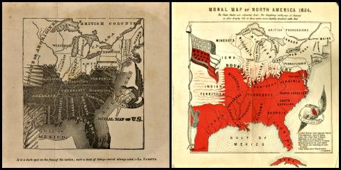 Abolitionist Maps