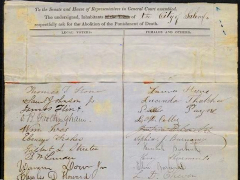 Black History Remond Petition 1