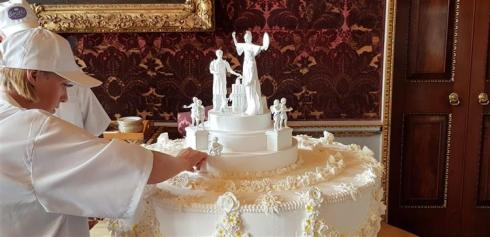 Reenactment Cake
