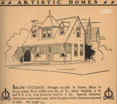 Salem Houses Herbert C. Chivers 1903 (2)