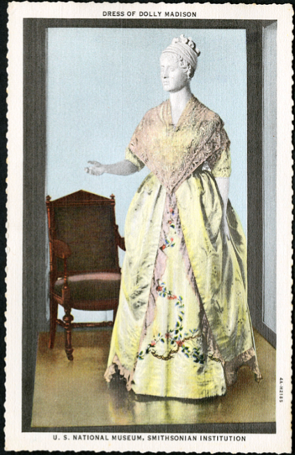 Dolley Dress 1934