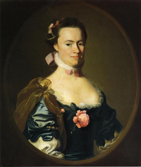Lynde Lydia Copley