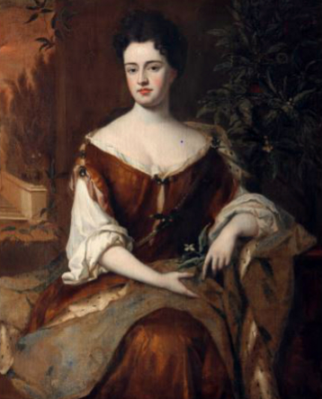 Queen Anne Kneller