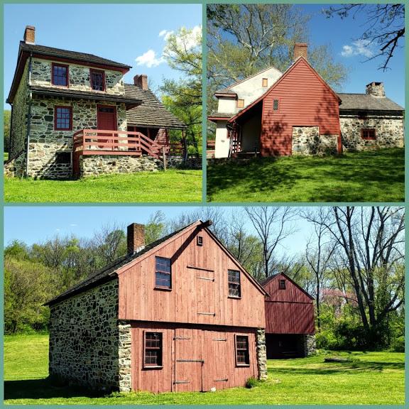 Brandywine Houses 1