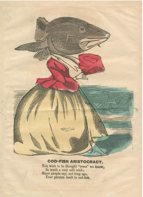 Codfish Aristocracy LC 3