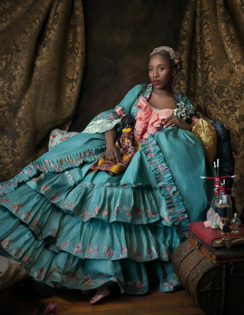 Fabiola Jean Louis Marie Antoinette is Dead