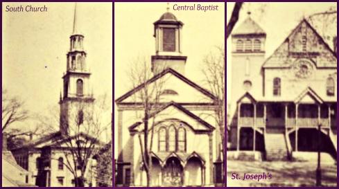Lost Churches