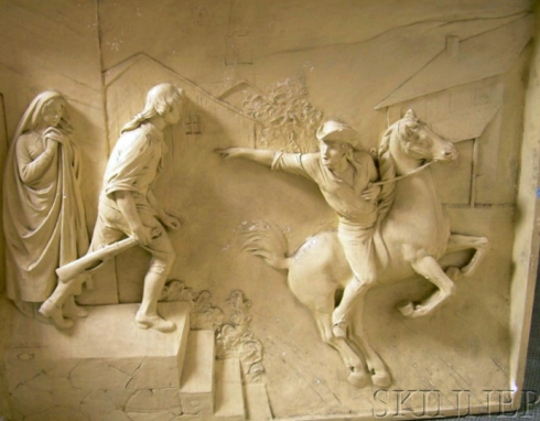pp-caproni-and-brother-painted-cast-plaster-relief-panel-paul-reveres-ride (1)